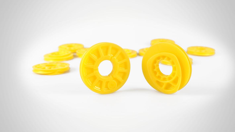 Seilrolle | deller plastics
